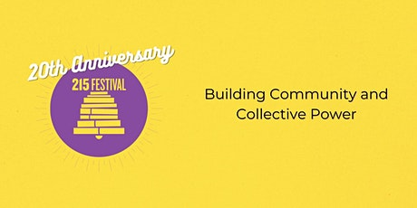 Building Community and Collective Power tickets