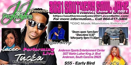 Southern Soul Jamz 2021 tickets