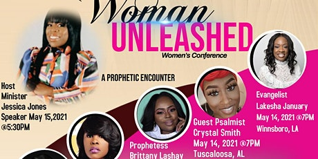 Woman Unleashed  1st  Annual Women's  Conference boletos