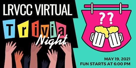 LRVCC Virtual Trivia Night tickets