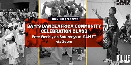 The Billie presents BAM's DanceAfrica tickets