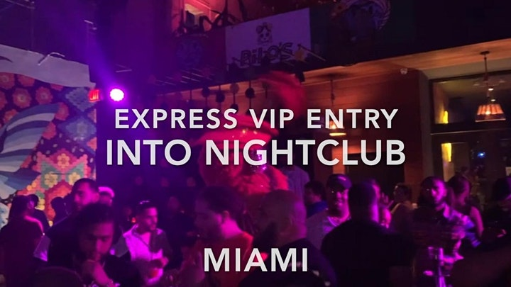 Wednesday Nightclub Deal In Miami image