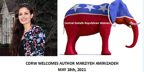 Central DeKalb Republican Women Meeting Featuring Marziyeh Amirizadeh tickets