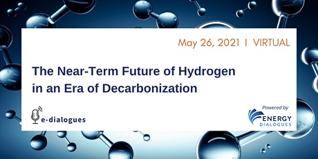 The Near-Term Future of Hydrogen in an Era of Decarbonization tickets