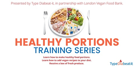 Healthy Portions Workshop Series tickets