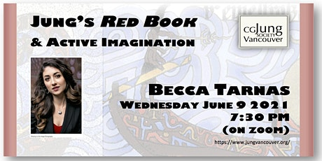 Jung's RED BOOK & Active Imagination with Becca Tarnas tickets
