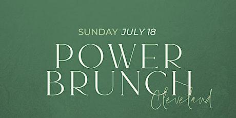 Power Brunch Cleveland tickets