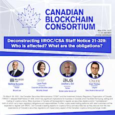 Deconstructing IIROC/CSA Staff Notice 21-329 tickets