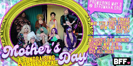 BFF's MOTHER'S DAY DRAG BRUNCH tickets