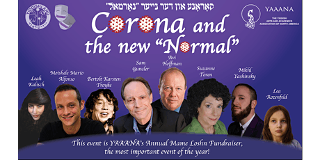 YAAANA's Annual Fundraiser with Yiddish Theater Stars tickets