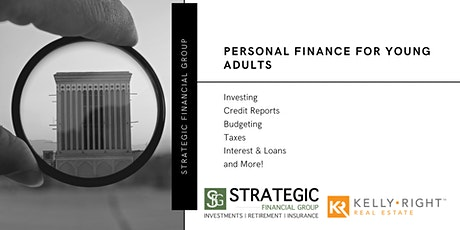 Personal Finance for Young Adults tickets
