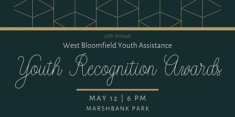 25th Annual WBYA Youth Recognition Awards tickets