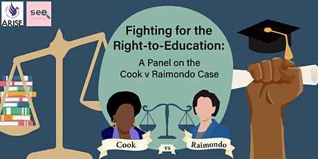 Fighting for the Right-to-Education: A Panel on the Cook v Raimondo Case tickets