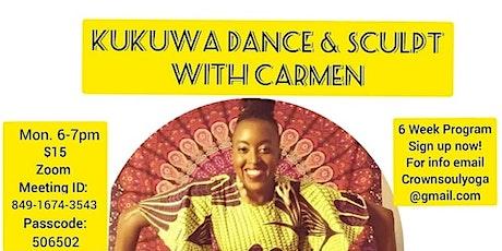 Kukuwa Dance & Sculpt tickets