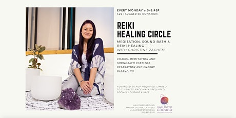 Reiki Healing | Community Circle tickets