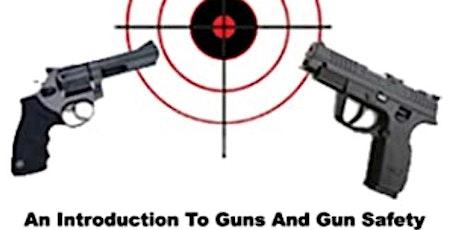 Gun Safety Course tickets