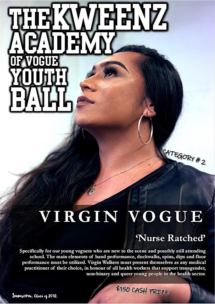 KWEENZ ACADEMY OF VOGUE: Youth Ball image