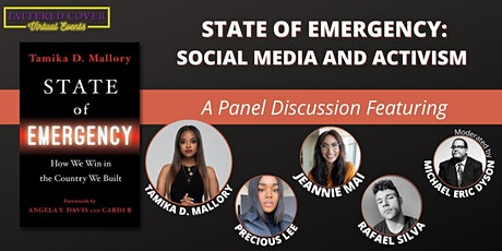 State of Emergency: Social Media and Activism tickets