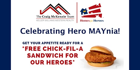 TCMT | 1st Annual Chick-fil-A Hero MAYnia tickets