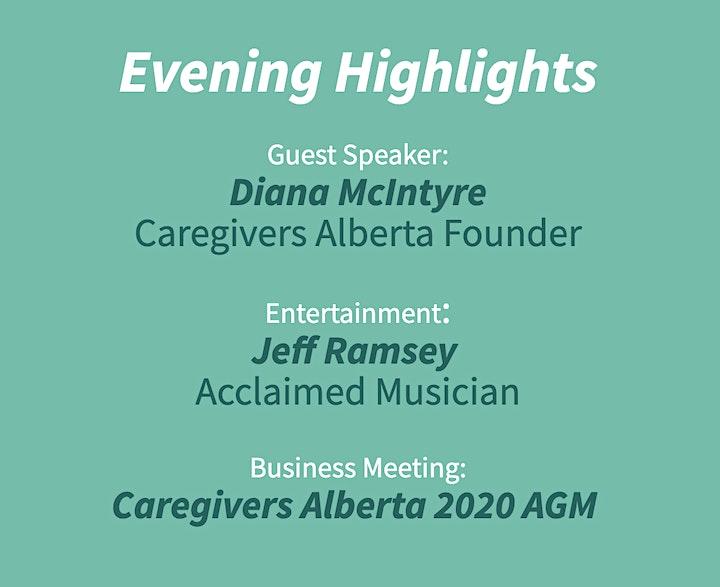 ONWARD Caregivers Alberta AGM: Celebrating 20 years of caregiving image