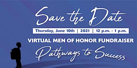 16th Annual 100 Black Men of Omaha 'Virtual' Men of Honor Fundraiser tickets