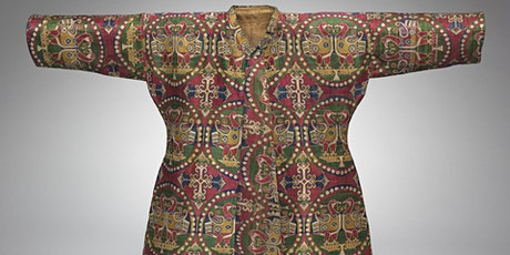 Degenfelder Lecture: Chinese Textiles from the Silk Road tickets