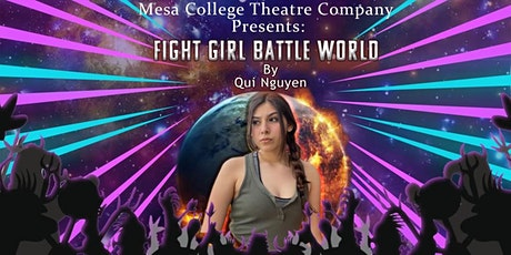 Fight Girl Battle World tickets