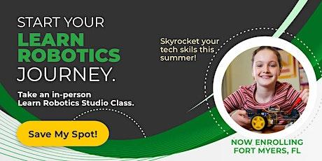 Robotics Summer Workshop for Students (10-16) tickets