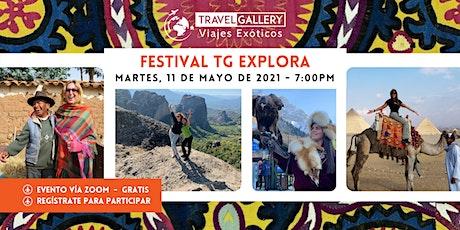 1er Festival TG Explora entradas