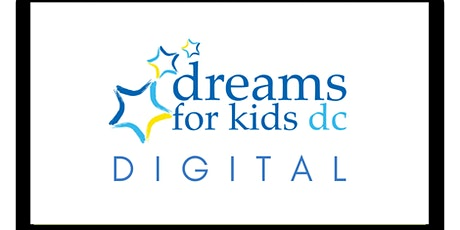 Dreams For Kids DC x Adaptive Yoga Live: Meditation & Mandala Drawing Class tickets
