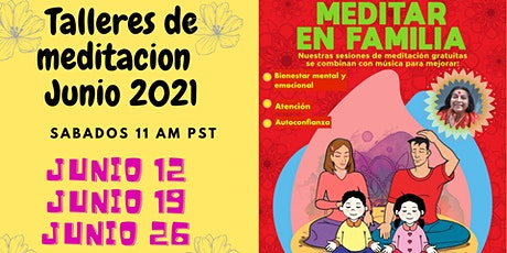 Free Online Meditation for Spanish speaking Children (3 Sessions) tickets