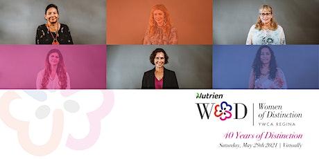 Nutrien YWCA Regina Women of Distinction Awards - 40 Years of Distinction tickets