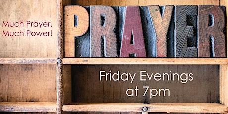 Prayer Service - Friday, May 7 tickets