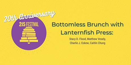 Bottomless Brunch with Lanternfish Press! tickets
