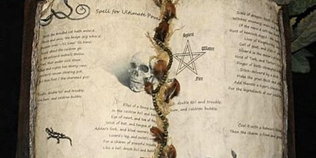 Basic Witchcraft Class XXIII: Grimoires, Book of Shadows, and Creating your tickets