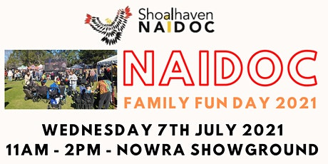 Shoalhaven NAIDOC Family Fun Day 2021 tickets