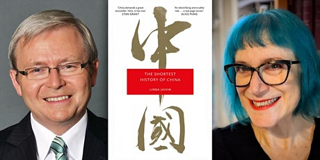 The Shortest History of China : Linda Jaivin and The Hon. Kevin Rudd tickets
