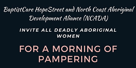 Pamper Morning - Happy Hands - Tweed Heads tickets