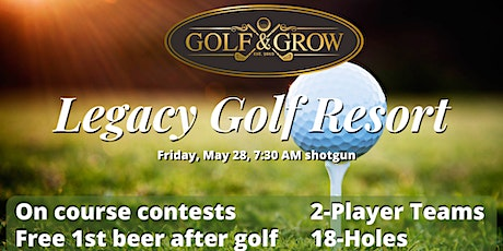 Golf Tournament  at Legacy Golf Resort tickets