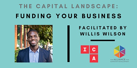 The Capital Landscape: Funding Your Business tickets