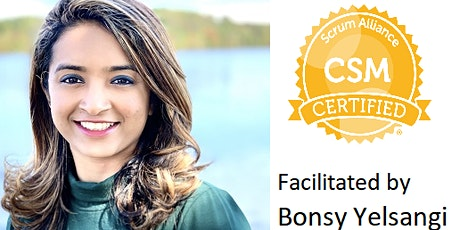 Certified Scrum Master (CSM) - Virtual Training - Jul 31- Aug 01 tickets
