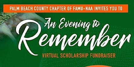 2021 Scholarship Virtual Fundraiser tickets