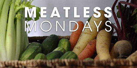 Meatless Monday Cooking Class tickets