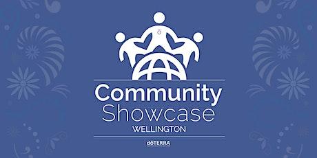 Wellington Community Showcase tickets