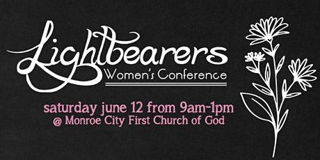 Lightbearers Women's Conference 2021 tickets