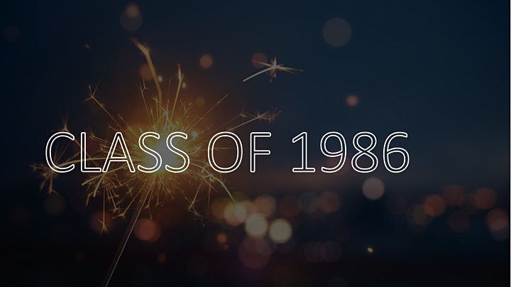WCHS Class of 1986 35th Class Reunion image