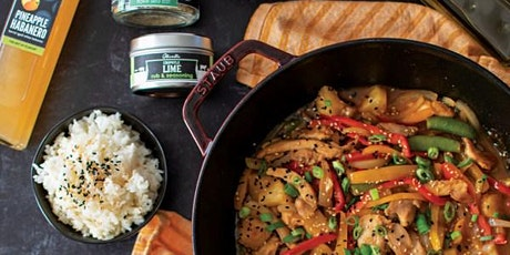 Lunch and Learn - Sweet & Spicy Stir Fry Chicken tickets