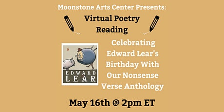 Virtual Poetry Reading: Nonsense Verse Anthology tickets