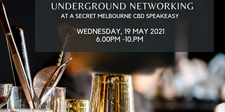 Underground Networking Event (Ethical & Sustainable Supply Chains) tickets
