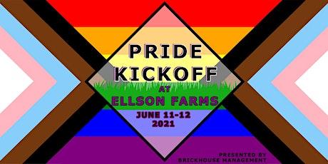Pride Kickoff 2021 tickets